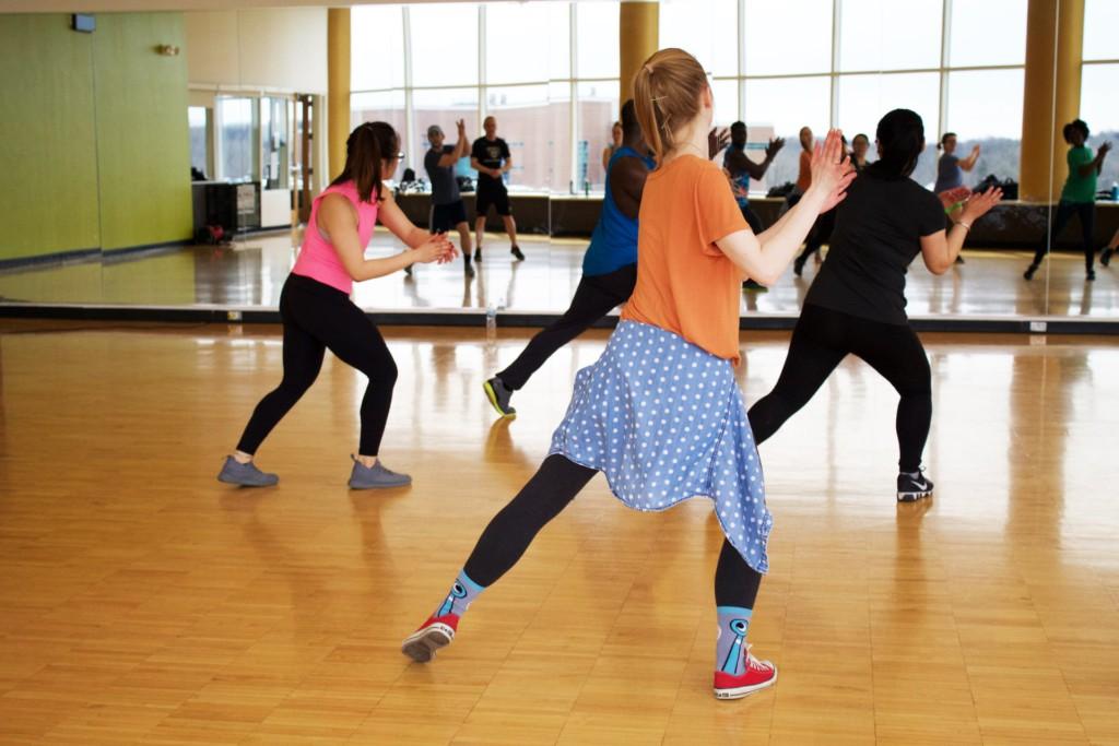 coordinacion en el baile