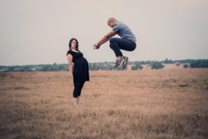 bailar y embarazo